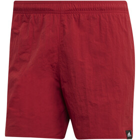 adidas Solid SL Short Homme, active maroon